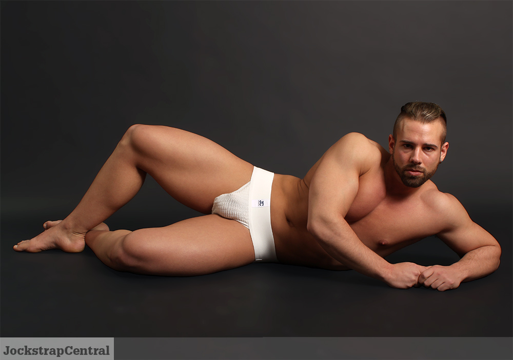 JC Athletic Classic 3 Inch Jockstrap