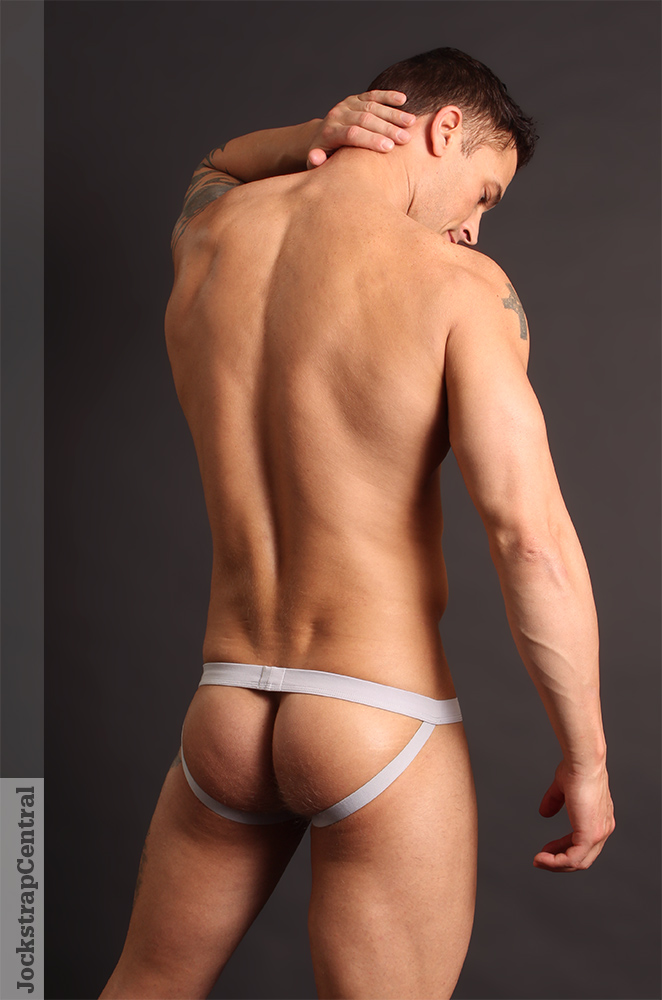Male Power Mesh Torpedo Jockstrap