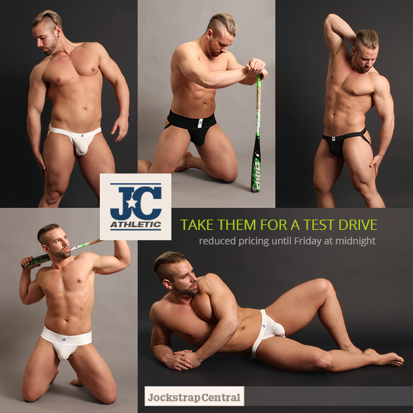 JC Athletic Jockstraps Discounted