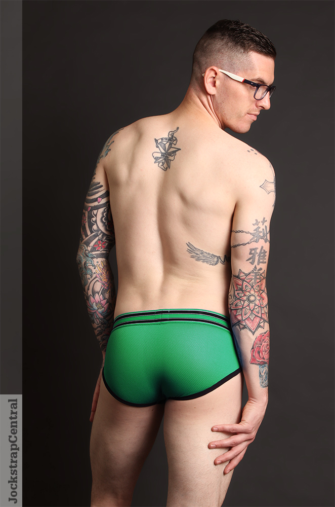 Nasty Pig Third Base Brief