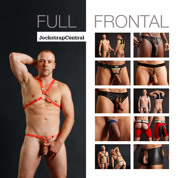 Jockstrap Central Full Frontal Assault