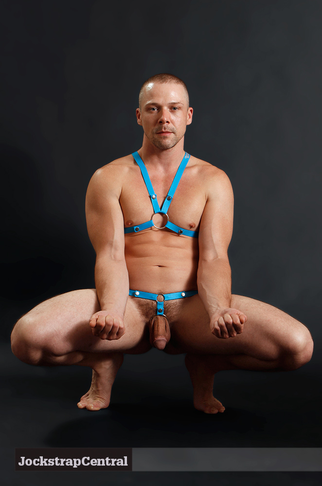 Male Power Rip Off Harness