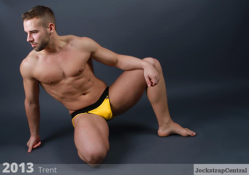 Jockstrap Central model Trent