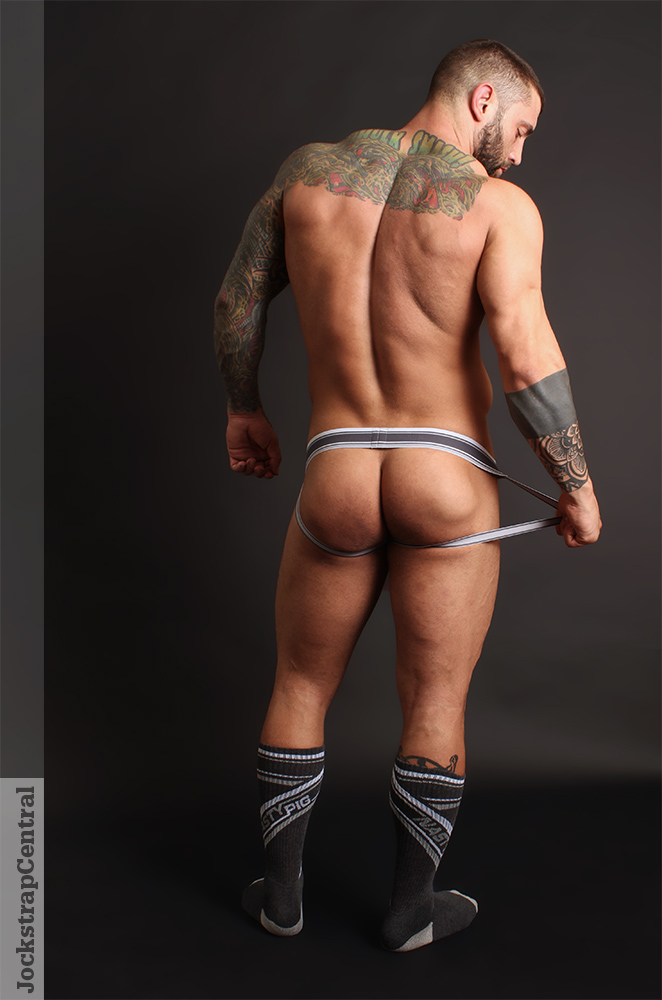 Nasty Pig Speed Demon Jockstrap and Socks