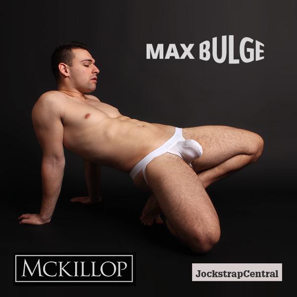 McKillop Max Bulge Jockstraps