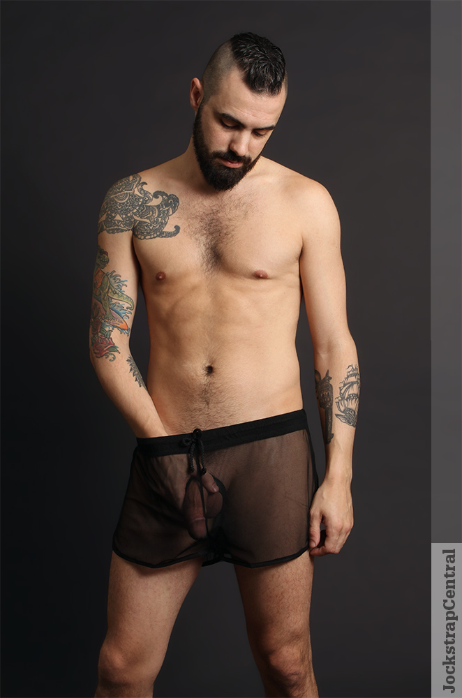McKillop Ignite Sheer Shorts