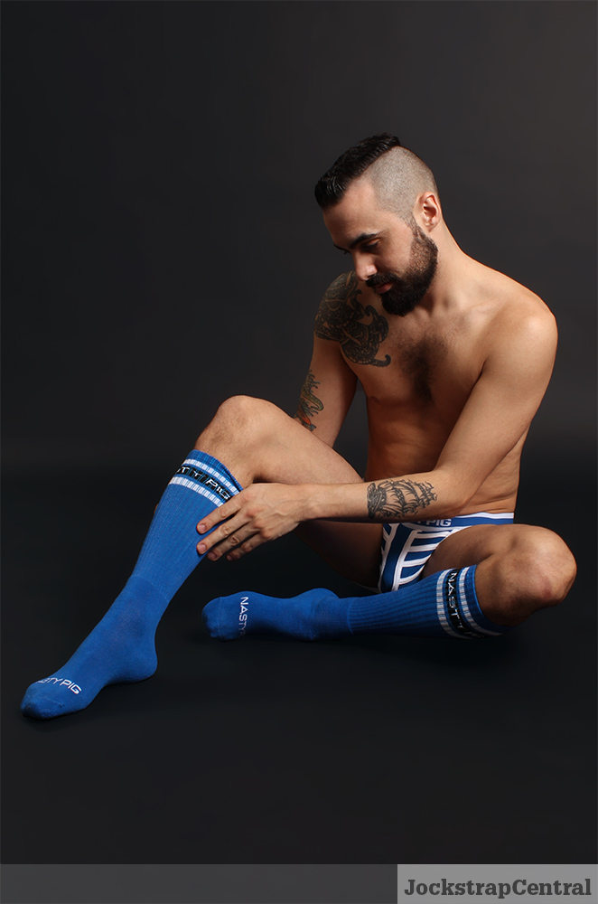 Nasty Pig Mandate Jockstrap and Socks