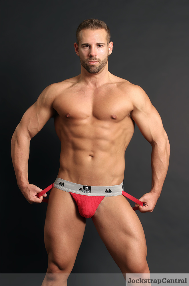 Original Bike Performance 3 Inch Jockstrap by Meyer