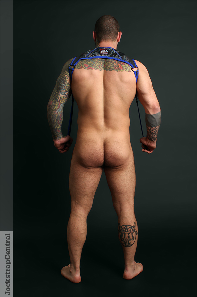 Simon in Cellblock 13 Cyber Xtreme Harness