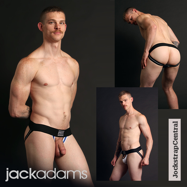 Jack Adams Punter Jocks - more colors and more exposure