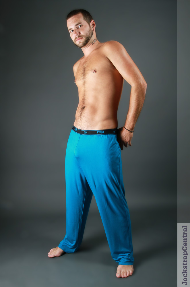 Male Power Bamboo Pants