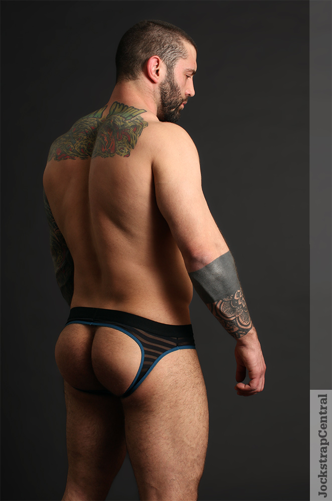 Male Power Clip Tease Moonshine JOckstrap