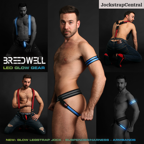 Breedwell Jockstraps, Harnesses and Armbands