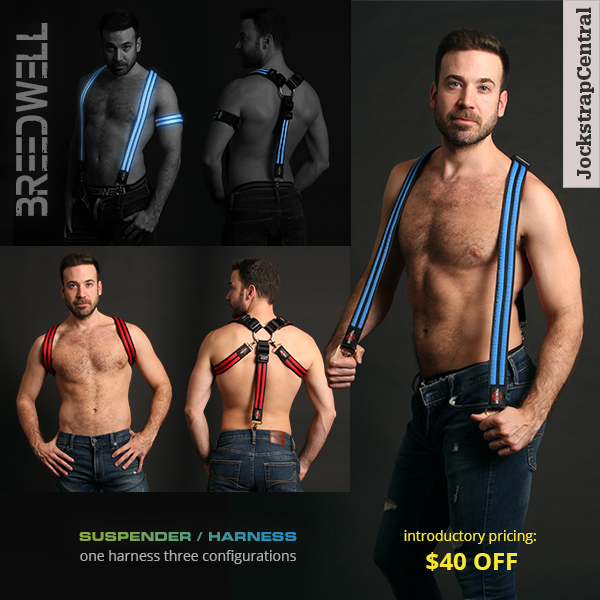 Breedwell Glow Suspender / Harness
