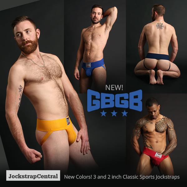 """GBGB 3"""" Classic Jockstrap"""