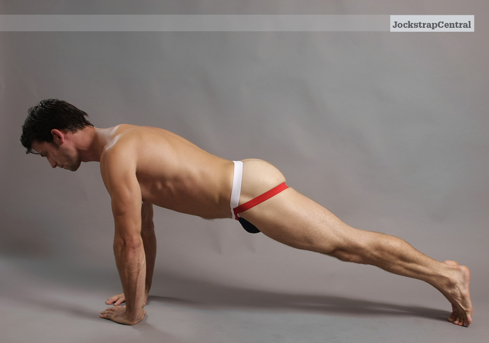 Activeman Patriot Swimmer Jockstrap