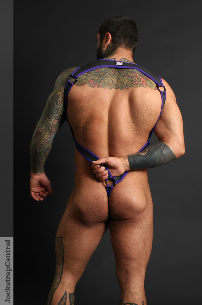 Cellblock 13 Prowler Neoprene Body Harness