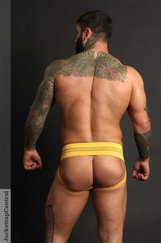 Bike #10 Jockstrap by Meyer
