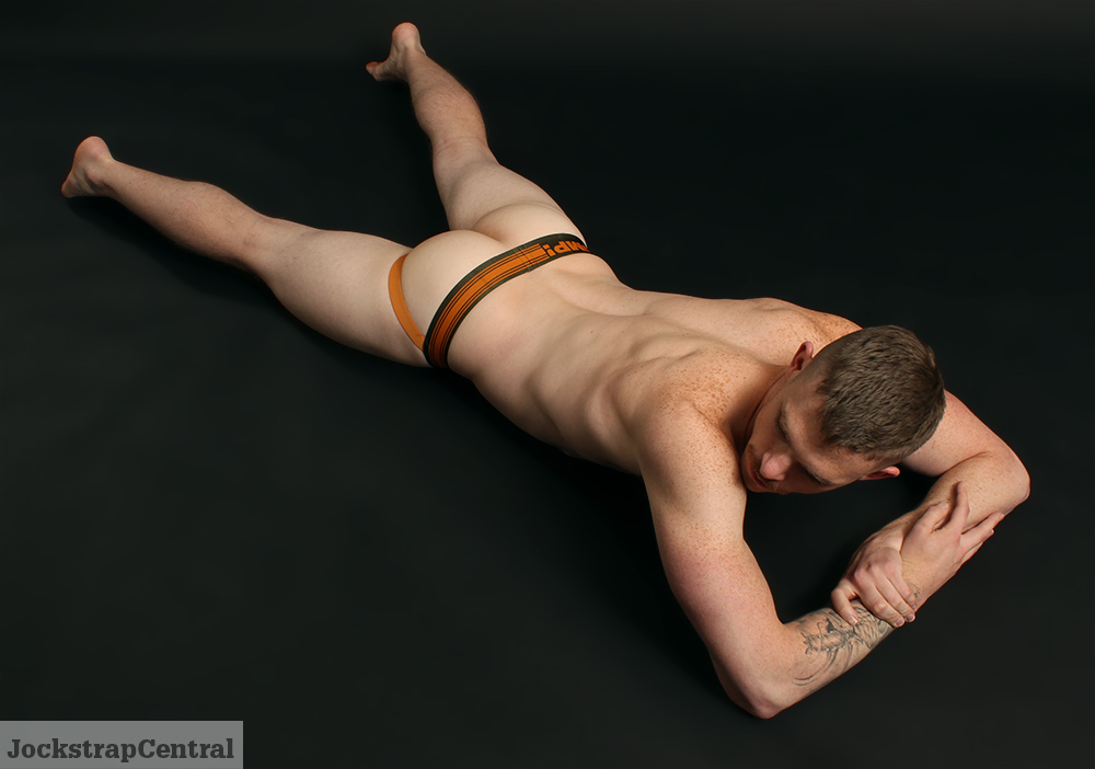 Jockstrap Central model Chance in a PUMP! Jockstrap