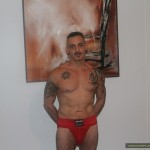 Red SafeTGard Jockstrap